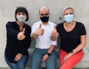 Die 3 Gesundheitspartner